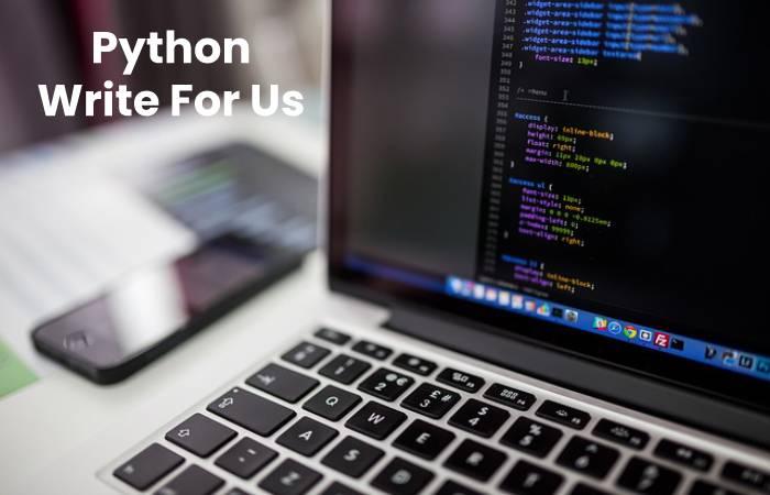 Python Write For Us