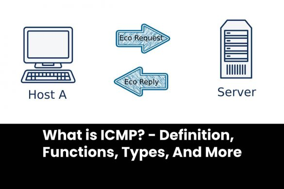 What is ICMP? - Definition, Functions, Types, And More