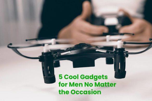 5 Cool Gadgets for Men