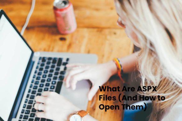 ASPX Files