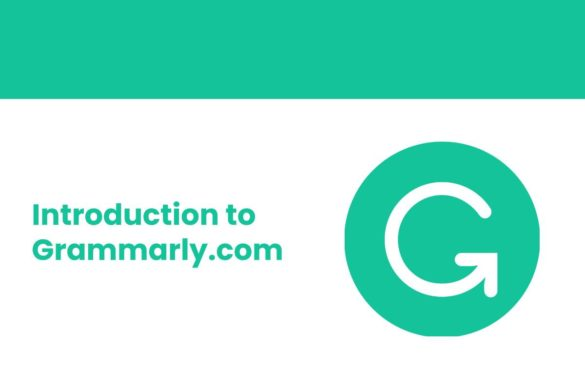 Introduction to Grammarly