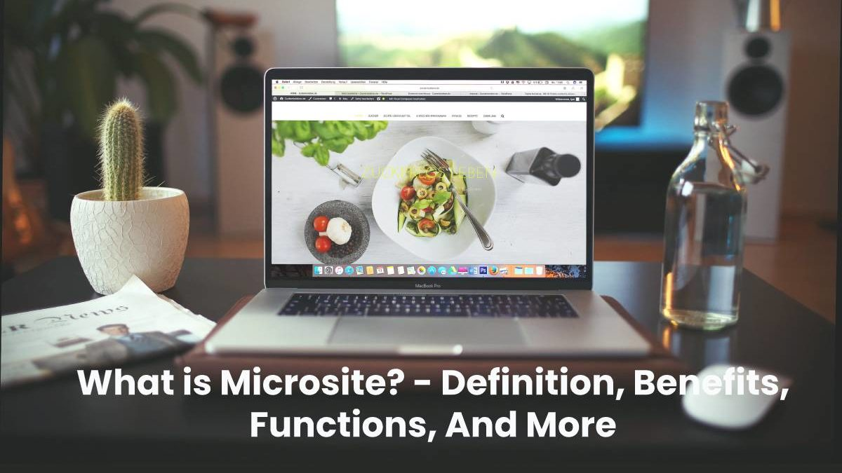 What is Microsite? – Definition, Benefits, Functions, And More