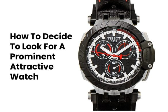 Prominent Attractive Watch