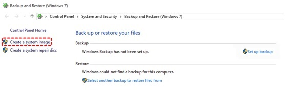 Backup and Restore 2