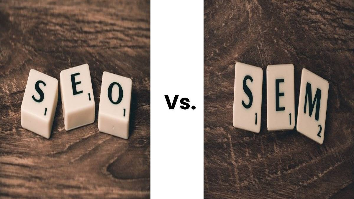Main Differences Between SEO and SEM Every Student Should Know About