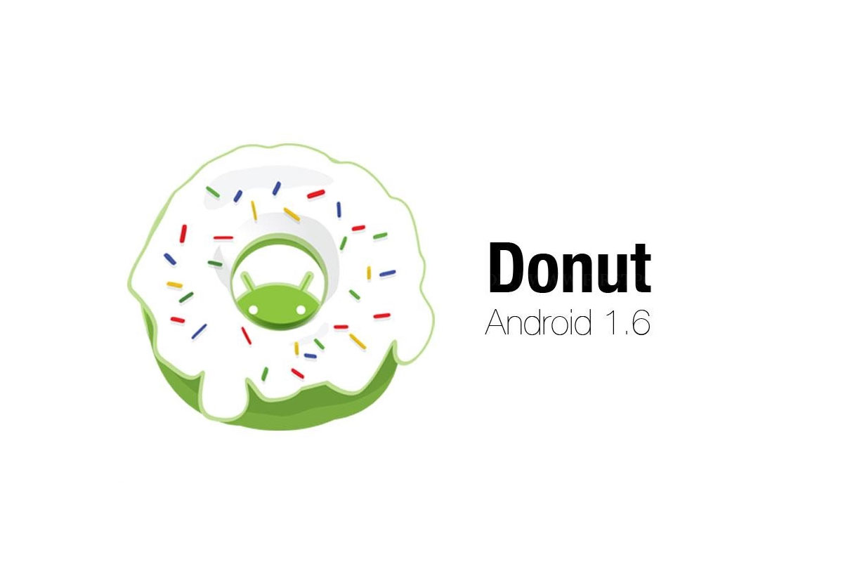 Donut Android 1.6