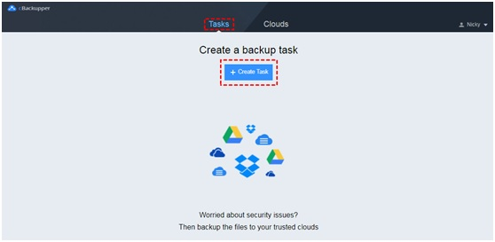 How to backup your public cloud storage data regularly 4