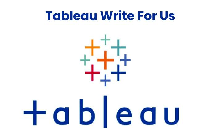 Tableau Write For Us