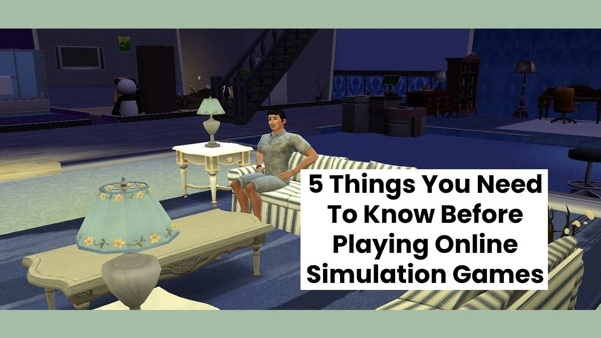 5 Things You Need To Know Before Playing Online Simulation Games