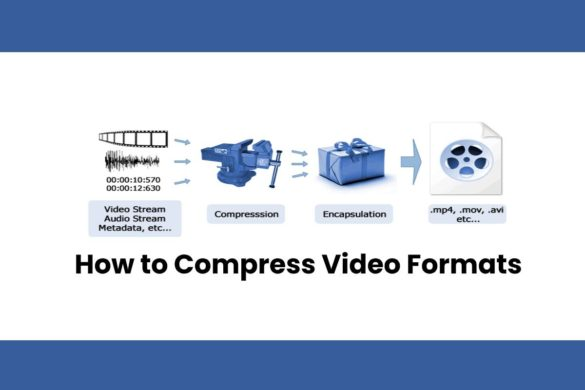 How to Compress Video Formats