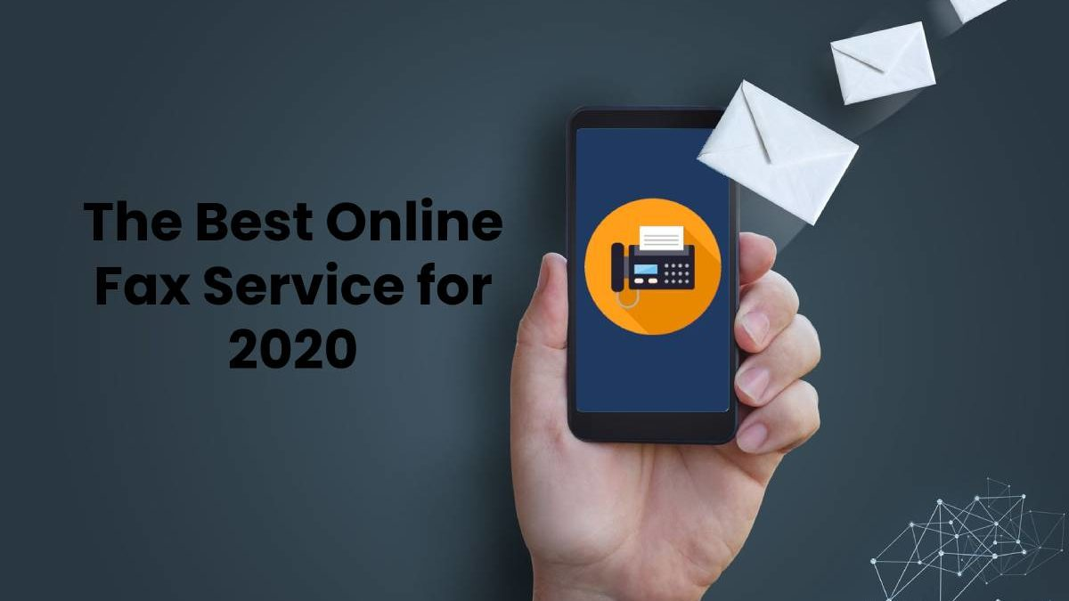 The Best Online Fax Service for 2020