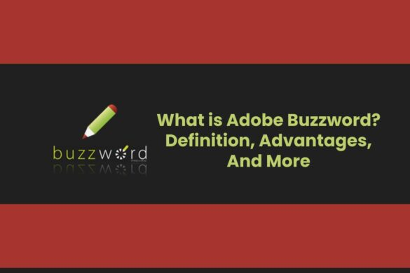What is Adobe Buzzword? - Definition, Advantages, And More