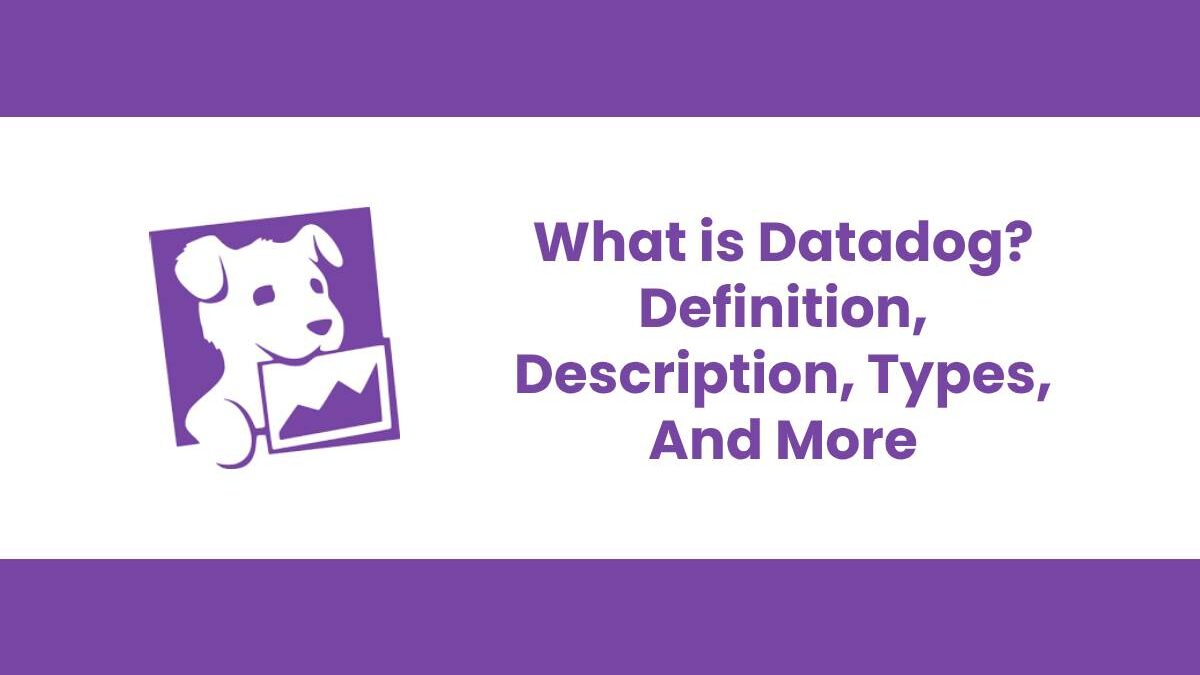 What is Datadog? – Definition, Description, Types, And More