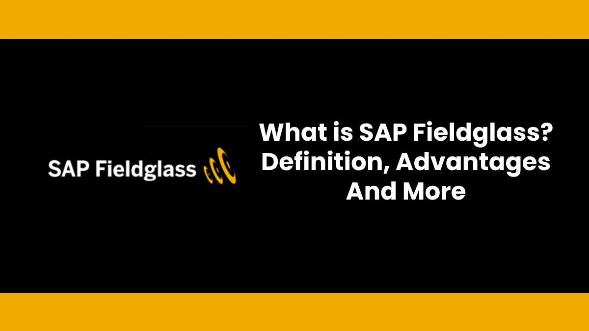What is SAP Fieldglass? – Definition, Advantages And More