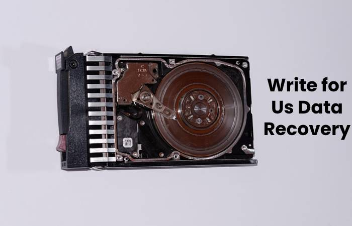 Write for Us Data Recovery