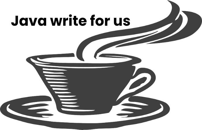 java write for us