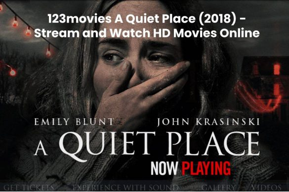 A Quiet Place (2018) 123movies