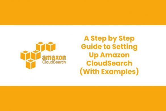 A Step by Step Guide to Setting Up Amazon CloudSearch (With Examples)