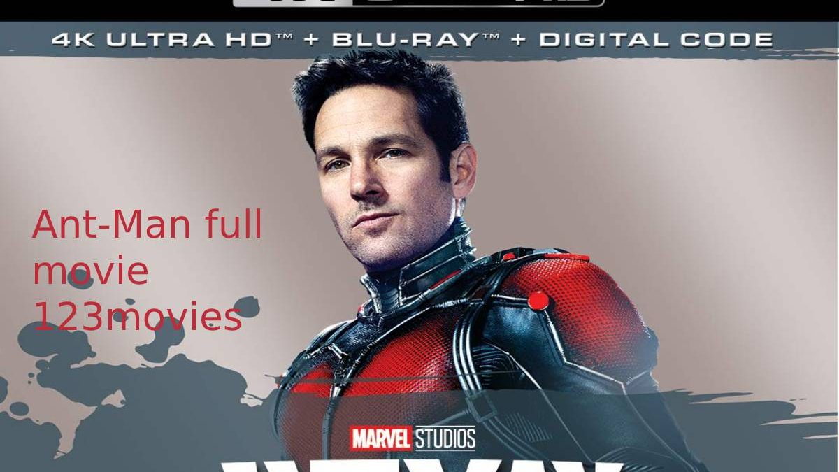 Ant-Man (2015) 123movies Full Movie – Watch Online Free HD