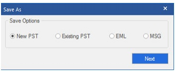 How to Import MBOX into Outlook 4