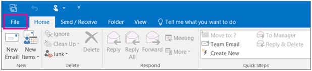 How to Import MBOX into Outlook 6