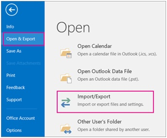 How to Import MBOX into Outlook 7