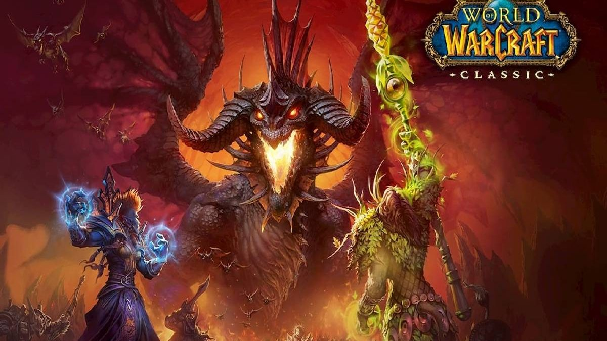 What is WoW(World of Warcraft)? – Make Your First Character