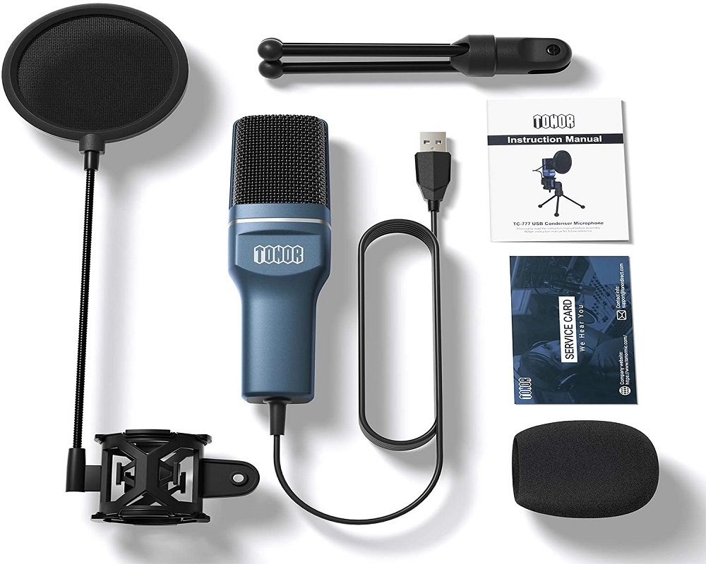 Pros and Cons of TONOR TC-777 Microphone