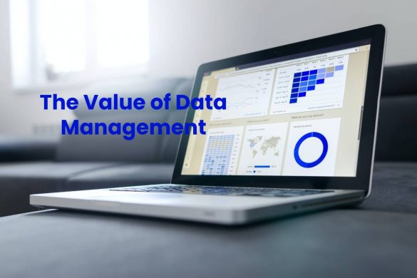 The Value of Data Management