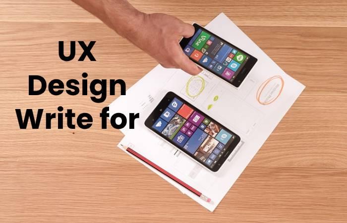 UX Design image