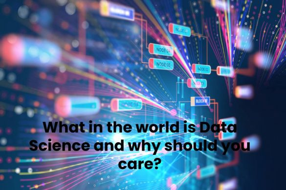 the world of data science