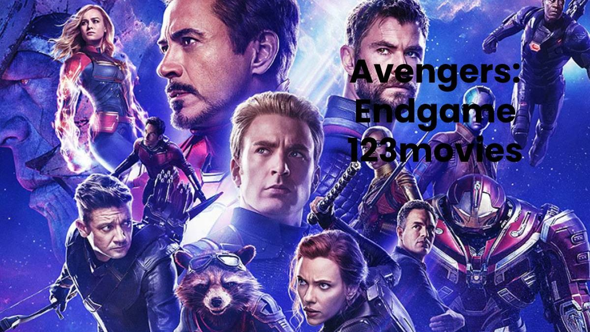 123movies Avengers: Endgame (2019) Full Movie Watch Online HD Free