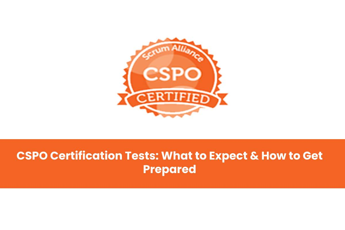 cspo certification prepared expect tests technology