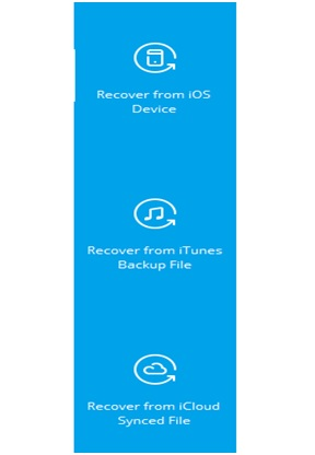 Free iPhone Data Recovery Software 2