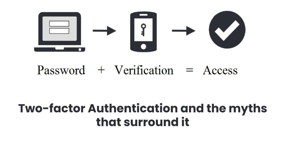 Two-factor Authentication and the myths that surround it