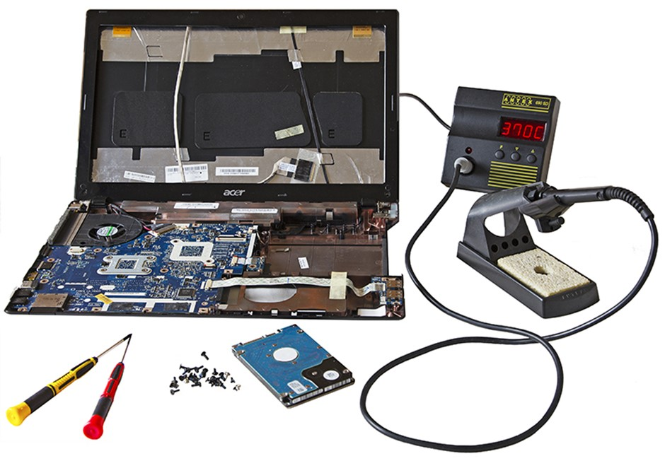 Major Issues Where Your Laptop Needs Repair