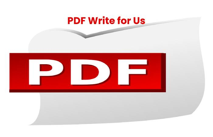 PDF Write for Us