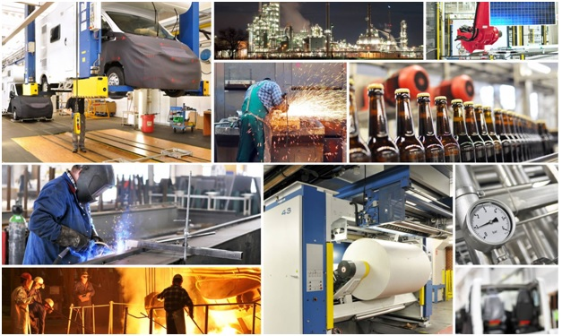 The Manufacturing Industries As Of Now