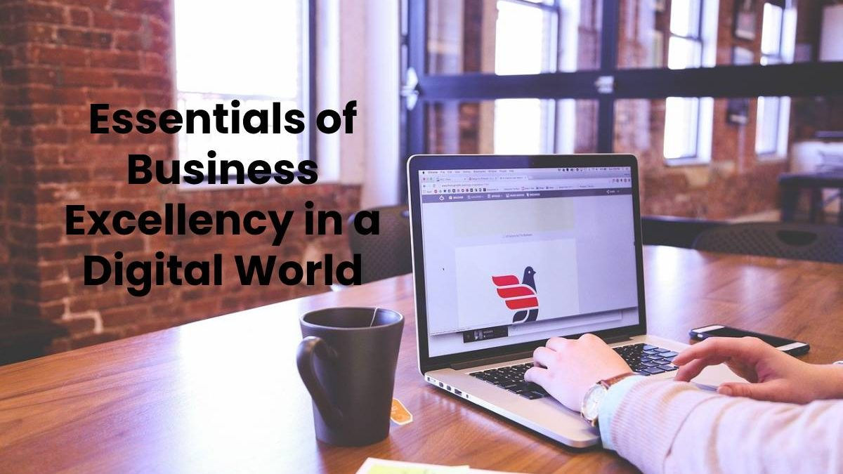 Essentials of Business Excellency in a Digital World