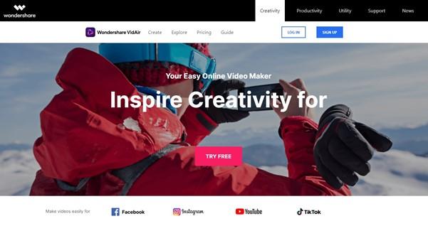 Improve viewer engagement and Boost Sales Creating Videos using Wondershare VidAir