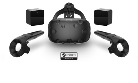 Minimum requirements to use the HTC Vive
