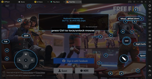 The Best Android Emulator for Free Fire on PC