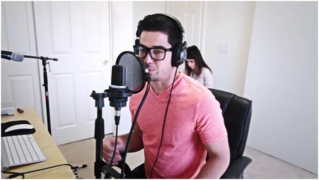 AKG C214 microphone – A Premium Vocal mic