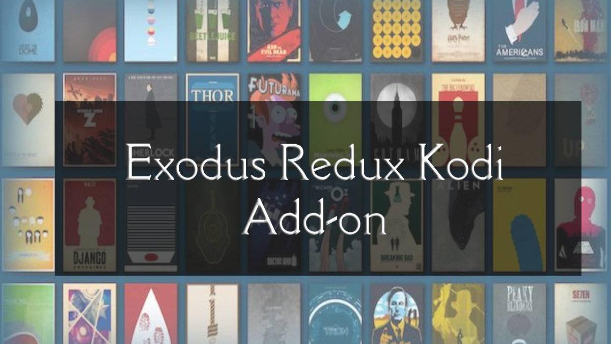 Exodus Redux Kodi Add-on