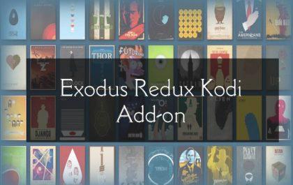 Exodus Redux