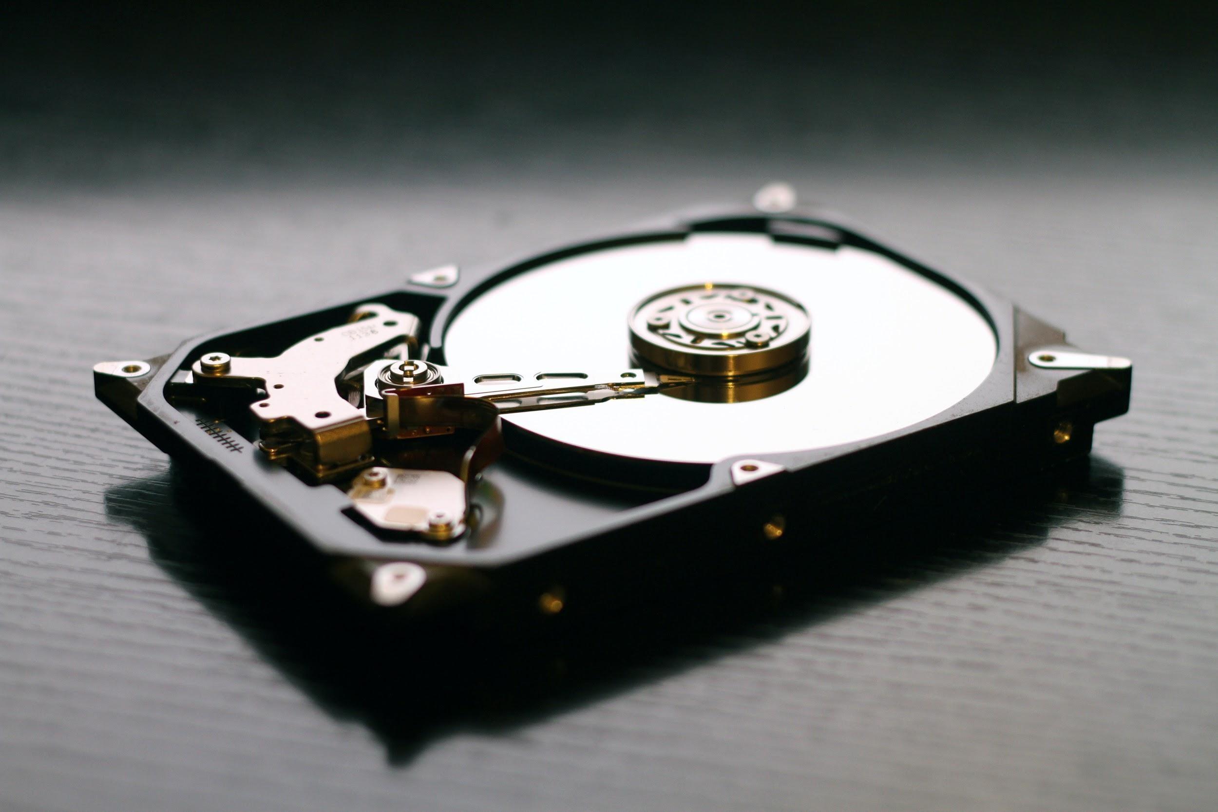 Create Data Backups