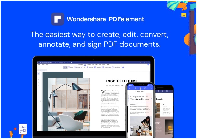 A Quick Guide of Wondershare PDFelement