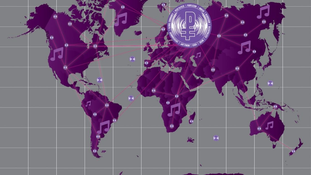 Purplemusic As A Real Application Of The Blockchain Concept In The Music Industry