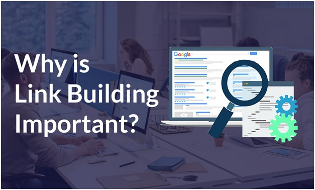 Why is link building important?