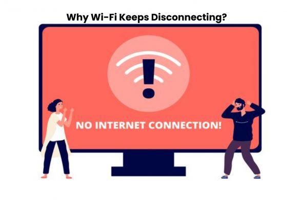 Wi-Fi keeps turning off